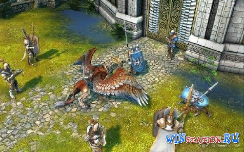 Скачать игру Might and Magic: Heroes VI v1.7.1 + 2 DLC