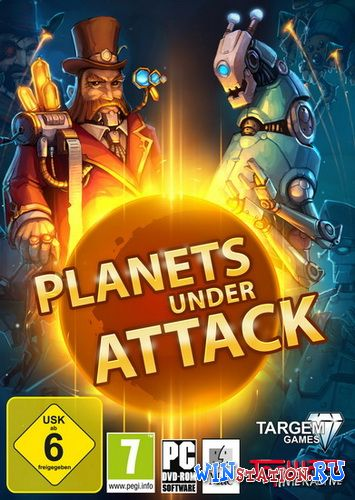 ������� ���� Planets Under Attack