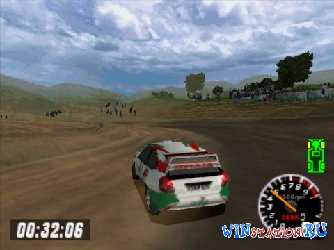 Скачать игру Michelin Rally Masters: Race of Champions