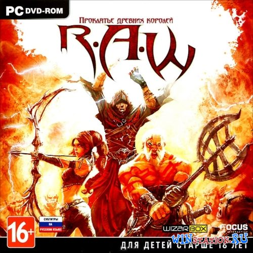 ������� ���� R.A.W.: ��������� ������� ������� / R.A.W.: Realms of Ancient War