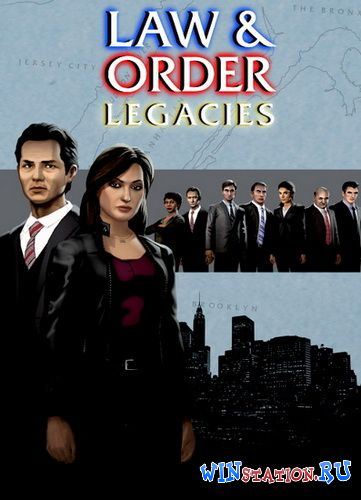 Скачать игру Law & Order: Legacies. Episode 1 to 7