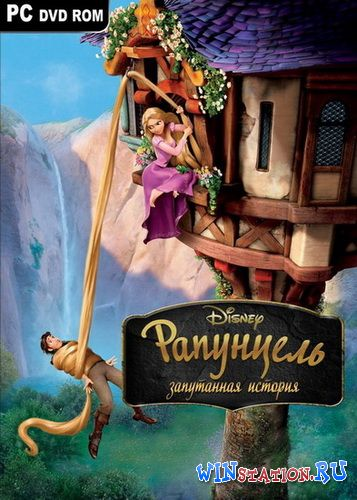 ������� ���� ���������: ���������� ������� / Disney Tangled: The Video Game