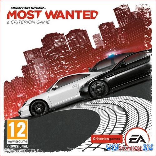 Скачать игру Need for Speed: Most Wanted - Limited Edition *v.1.4.0.0 + 4DLC`s*