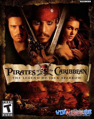Скачать игру Pirates of the Caribbean: The Legend of Jack Sparrow