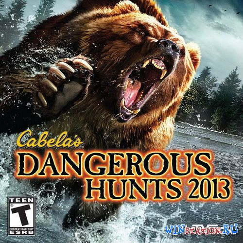 Скачать Cabela's Dangerous Hunts 2013 бесплатно