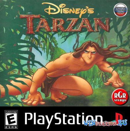 Скачать Disney's Tarzan бесплатно