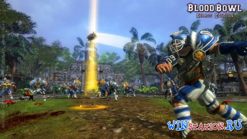 ������� ���� Blood Bowl Chaos Edition