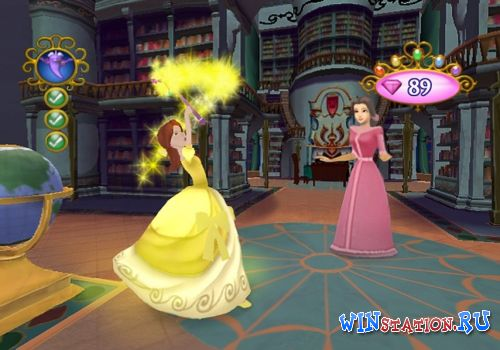 Скачать игру Disney Princess My Fairytale Adventure