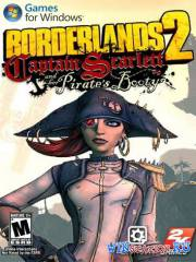 Borderlands 2: Captain Scarlett and her Pirate\'s Booty