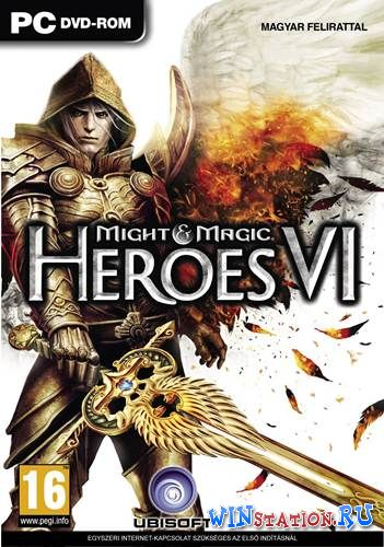Скачать Might and Magic: Heroes 6. Gold Edition бесплатно