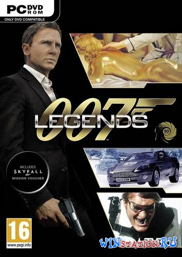 ������� ���� James Bond: 007 Legends