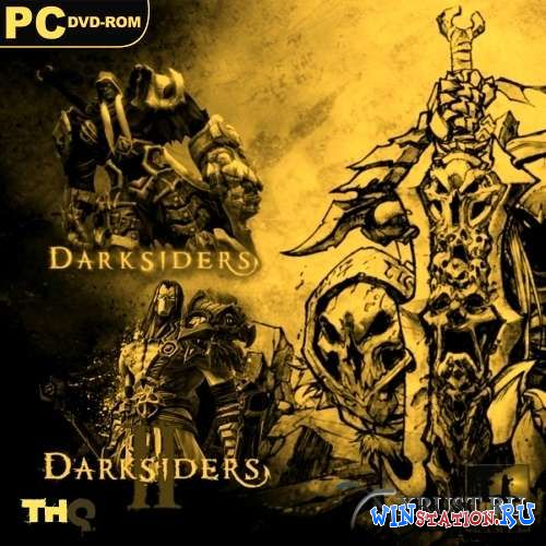 Скачать игру Darksiders. Дилогия / Darksiders. Dilogy