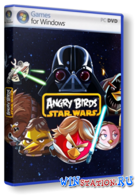 ������� ���� Angry Birds Star Wars