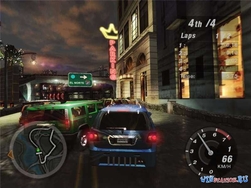 need for speed underground 2 free download for pc