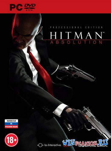 Скачать игру Hitman Absolution: Professional Edition