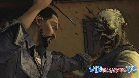 —качать игру The Walking Dead: Episode 5 Ч No Time Left (Telltale Games)