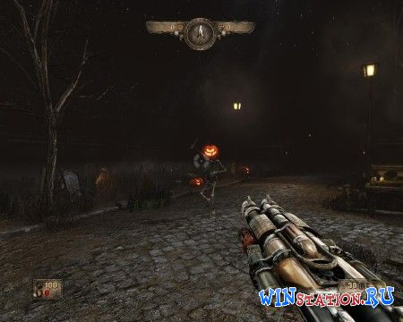 Скачать игру Painkiller: Hell and Damnation (Nordic Games)