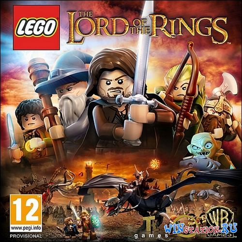 Скачать игру LEGO The Lord of the Rings