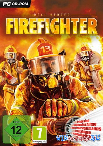 Скачать игру Real Heroes: Firefighter