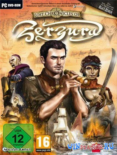 Скачать игру The Lost Chronicles of Zerzura (Lace Mamba Global)