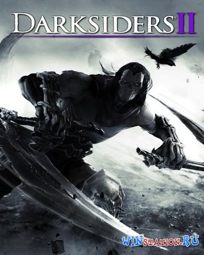 Скачать игру Darksiders II: Death Lives - Limited Edition + 17 DLC