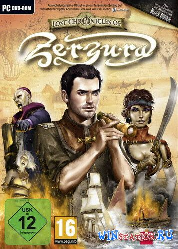 Скачать игру The Lost Chronicles of Zerzura