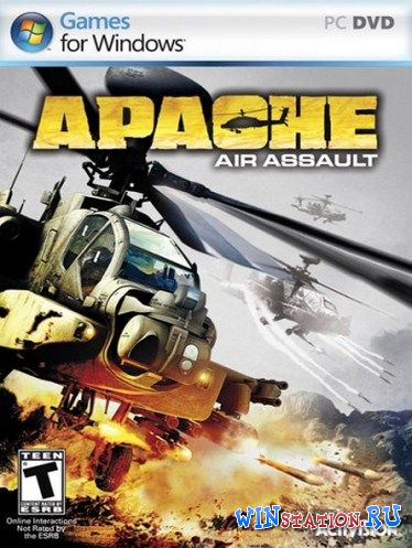 Скачать Apache: Air Assault бесплатно