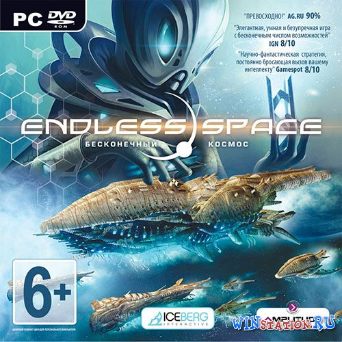 Скачать игру Endless Space Special Edition v 1.0.29