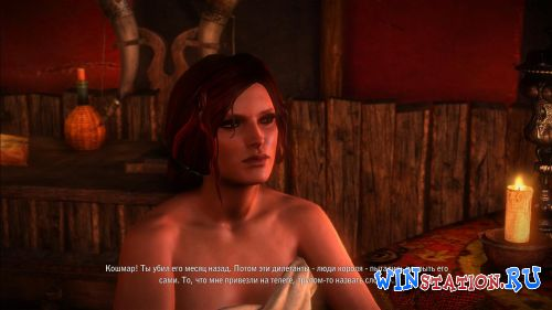 ������� ���� ������� 2: ������ ������� ����������� ������� / The Witcher 2: Assassins of Kings Enhanced Edition