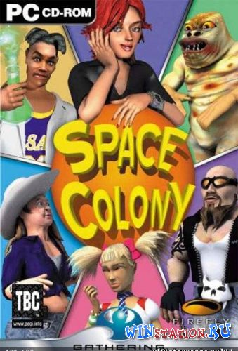 ������� ���� Space Colony HD (2012/ENG/Multi5)