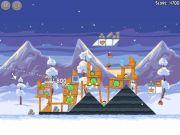 Компьютерная игра Angry Birds Seasons