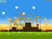 Скриншот Angry Birds: Seasons