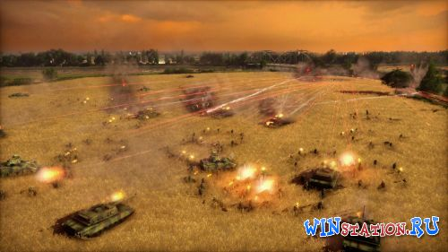 Скачать игру Wargame: European Escalation + DLC's