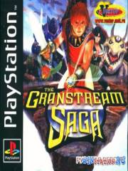 Granstream Saga (PS1/RUS/Vector)