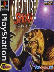 Creature Shock (PS1/RUS/Vector)