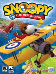 Snoopy Versus - The Red Baron
