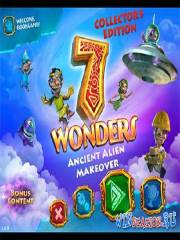 7 Wonders V Ancient Alien Makeover Collector\'s Edition