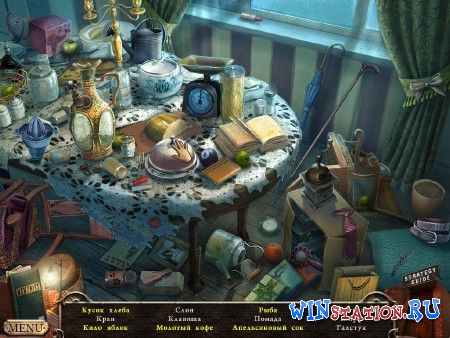 ������� ���� Mysteries of the Mind: Coma Collector's Edition / ����� ������: ��� ���, � ����..? (BigFishGames)