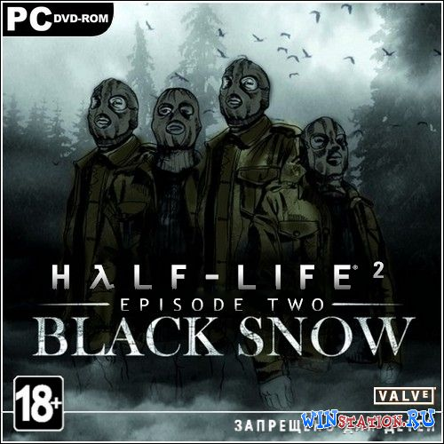 Скачать игру Black Snow - Half-Life 2: Episode Two Mod