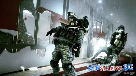Скачать Battlefield 3: Aftermath бесплатно