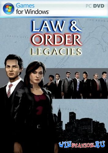 Скачать игру Law and Order: Legacies - Gold Edition