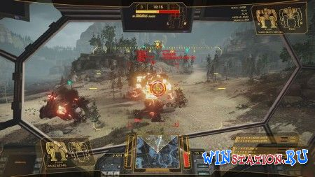 Скачать игру MechWarrior Online (Infinite Game Publishing)