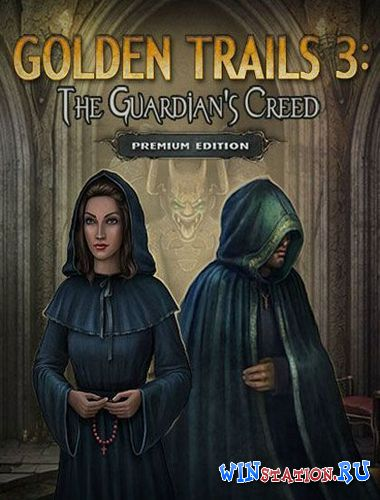 Скачать игру Golden Trails 3: The Guardian's Creed. Premium Edition