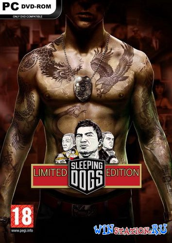 Скачать игру Sleeping Dogs - Limited Edition