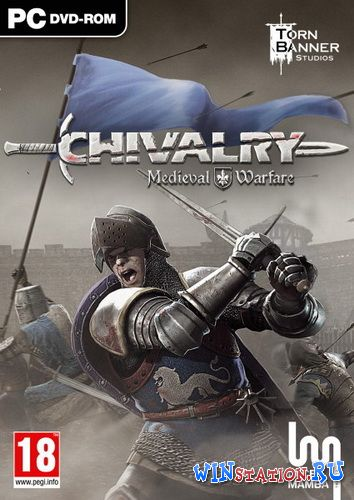 Скачать игру Chivalry Medieval Warfare