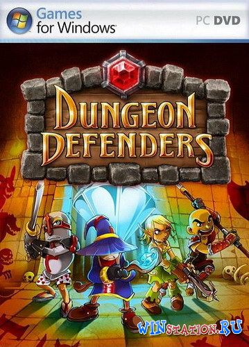 Скачать игру Dungeon Defenders Collection