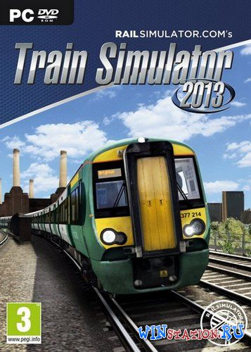 ������� ���� Train Simulator 2013 *v.27.5a*