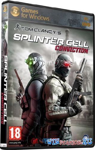Скачать игру Tom Clancy's Splinter Cell: Conviction