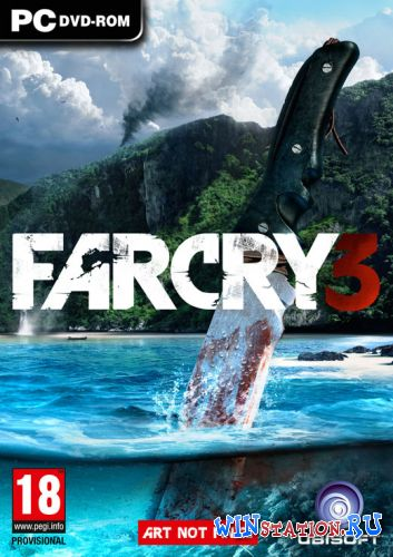 Скачать игру Far Cry 3 Deluxe Edition v.1.02