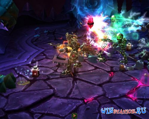Скачать игру Torchlight: Dilogy / Torchlight: Дилогия